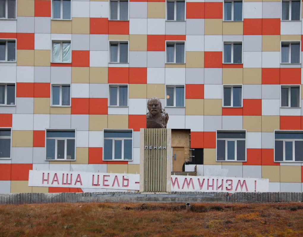 Lenin Barentsburg