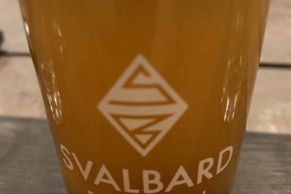 Svalbard Bryggeri Spitsbergen Pale Ale