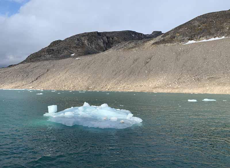 jäätikkö Huippuvuoret glacier climate change ilmastonmuutos