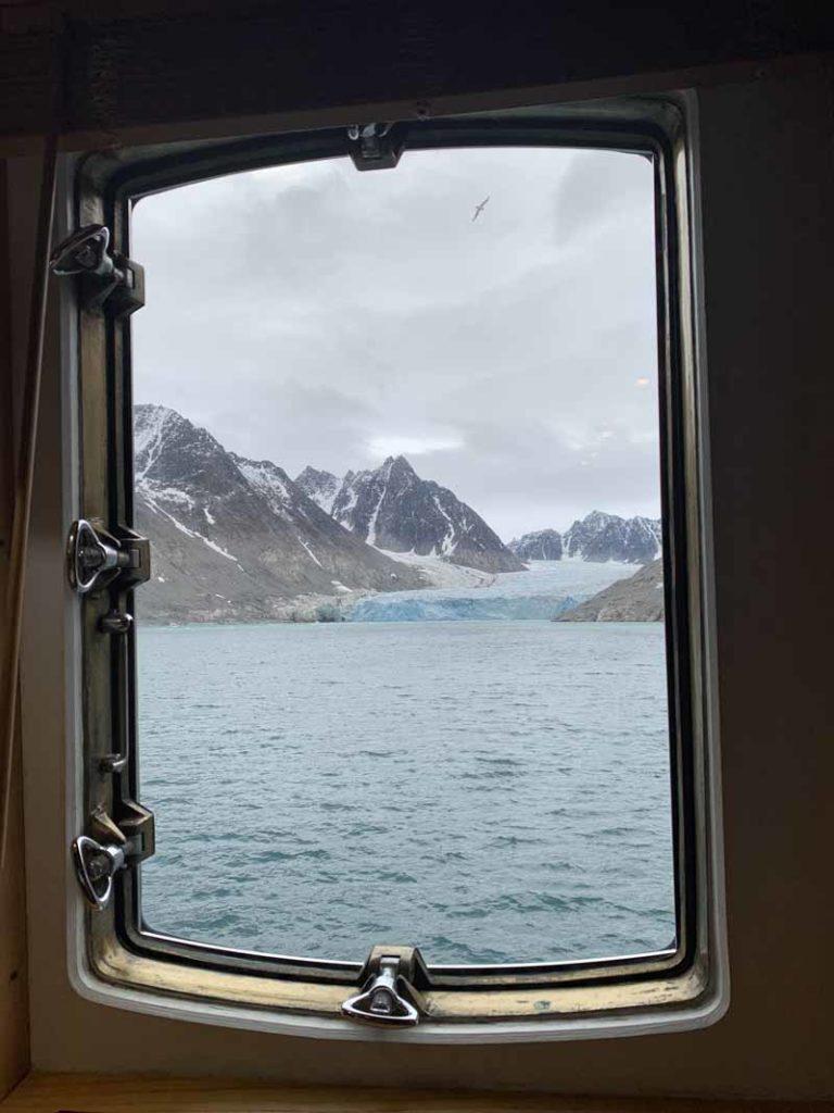 Hurtigrutenin M/S Nordstjernen laivaesittely 25