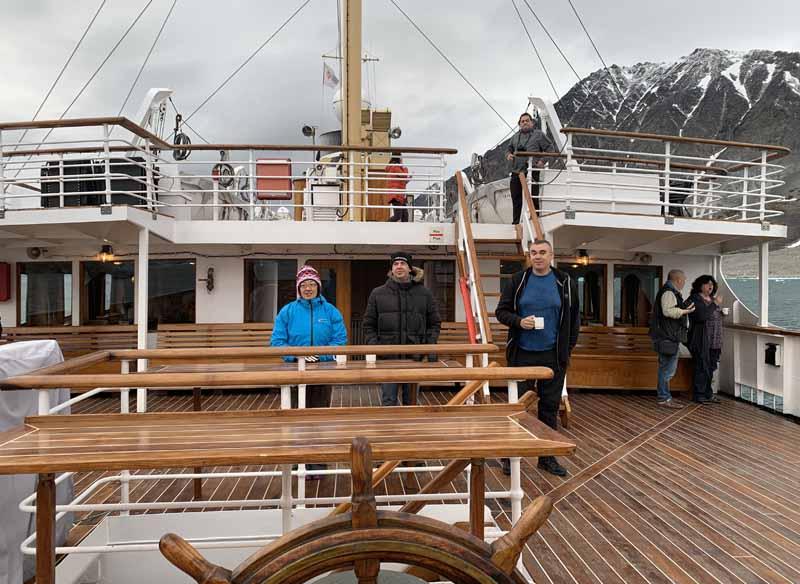 Hurtigrutenin M/S Nordstjernen laivaesittely 24
