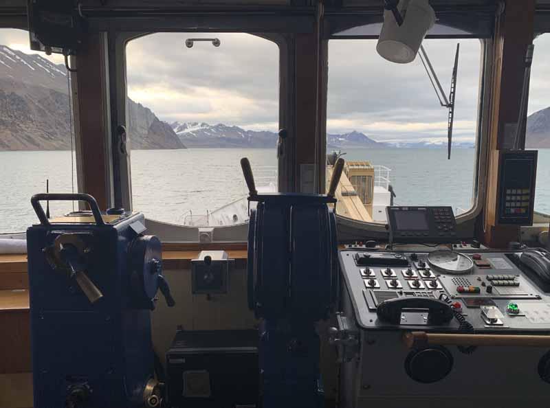Hurtigrutenin M/S Nordstjernen laivaesittely 17