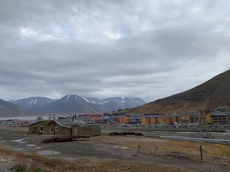 Huippuvuoret, Longyearbyen 4