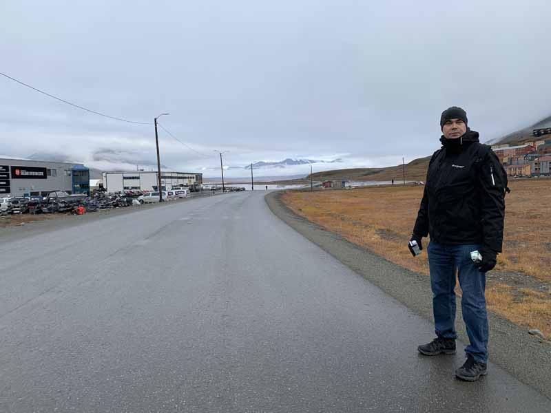 Huippuvuoret, Longyearbyen 9