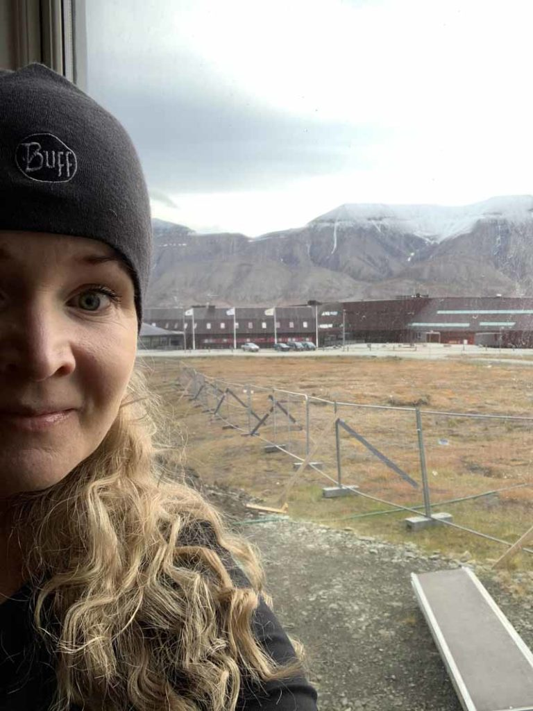 Huippuvuoret, Longyearbyen 17