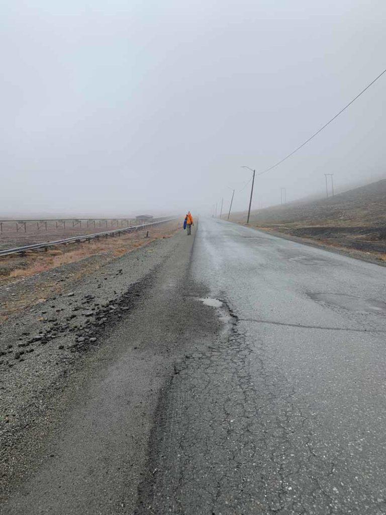 Huippuvuoret, Longyearbyen 31
