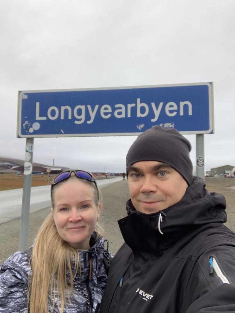 Huippuvuoret, Longyearbyen 46