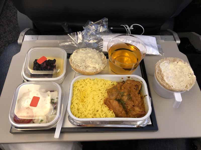 Brewdog Airlines ateria