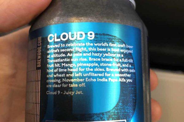 Brewdog Cloud 9