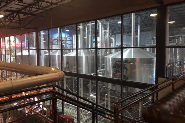 Brewdog brewery panimo Columbus Ohio USA