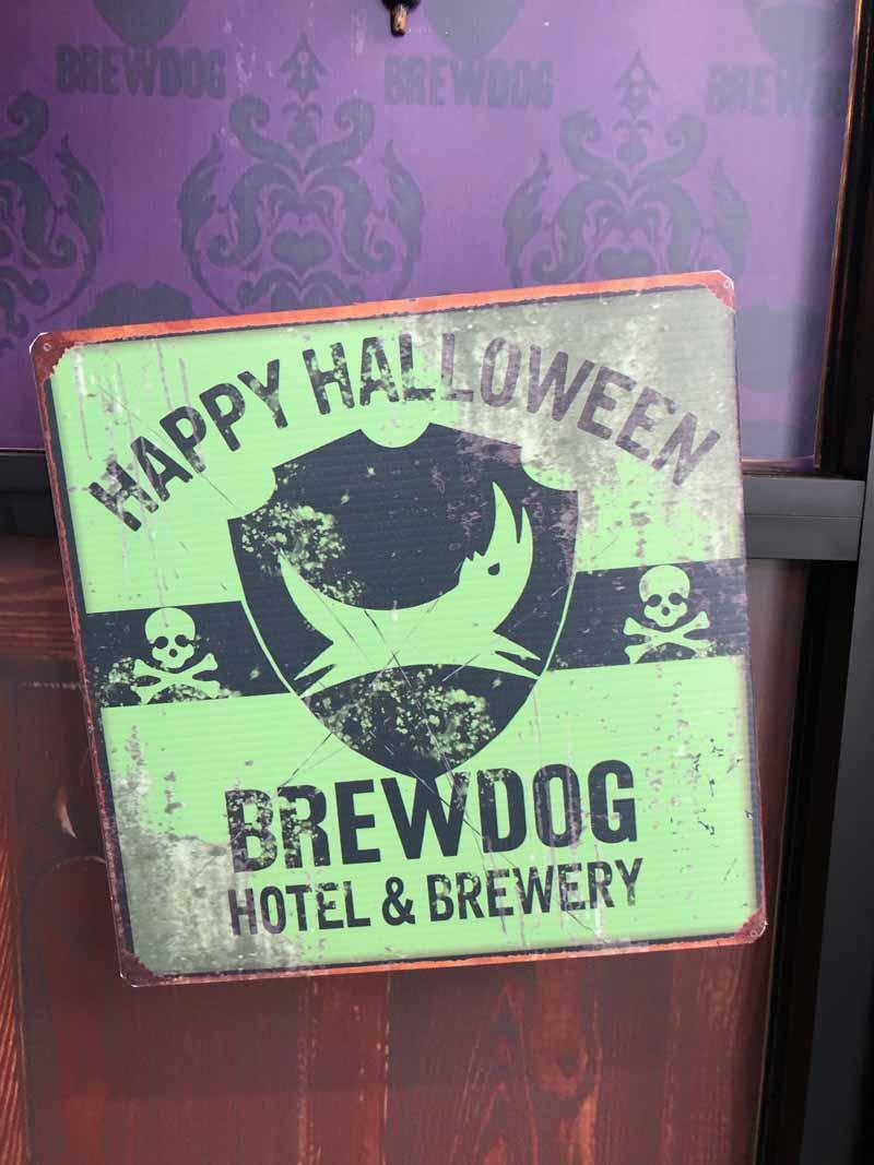 Brewdog Happy Halloween