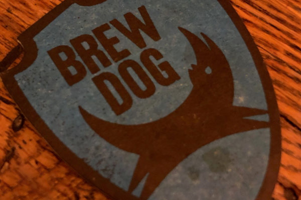 Brewdog tag