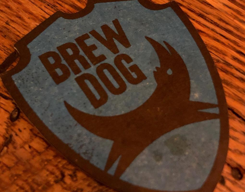 Brewdog tag