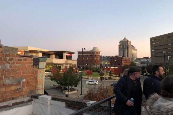 Brewdog Cincinnati rooftop bar