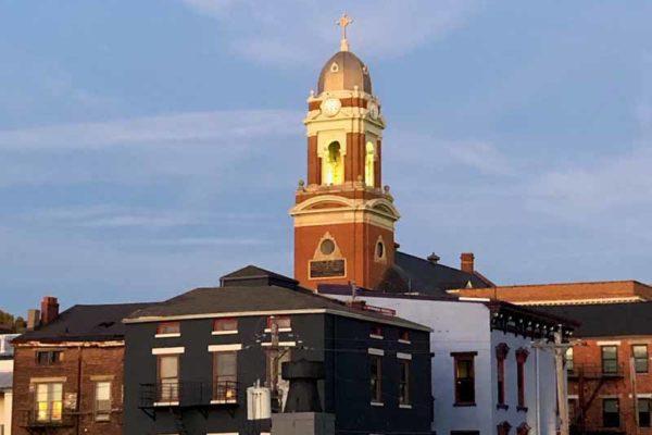Cincinnati church