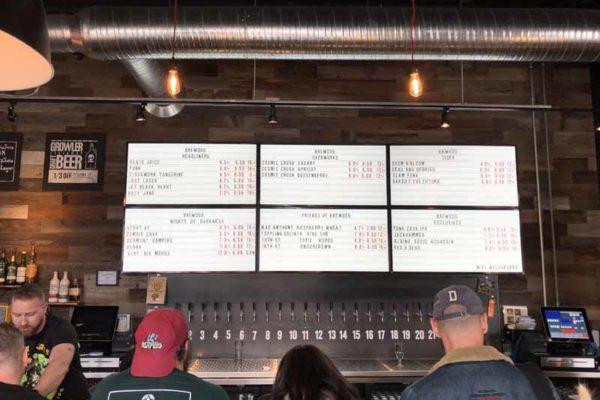 Brewdog Indianapolis tap list