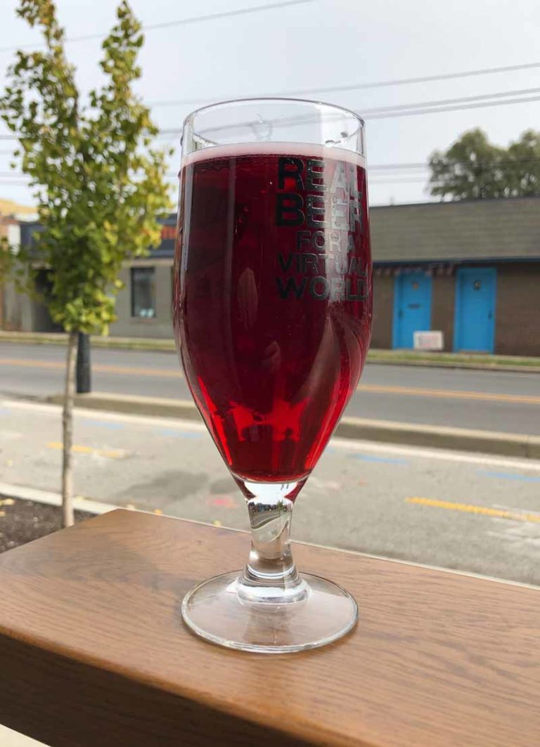 Brewdog Indianapolis Hawkes Dead and Berried cider