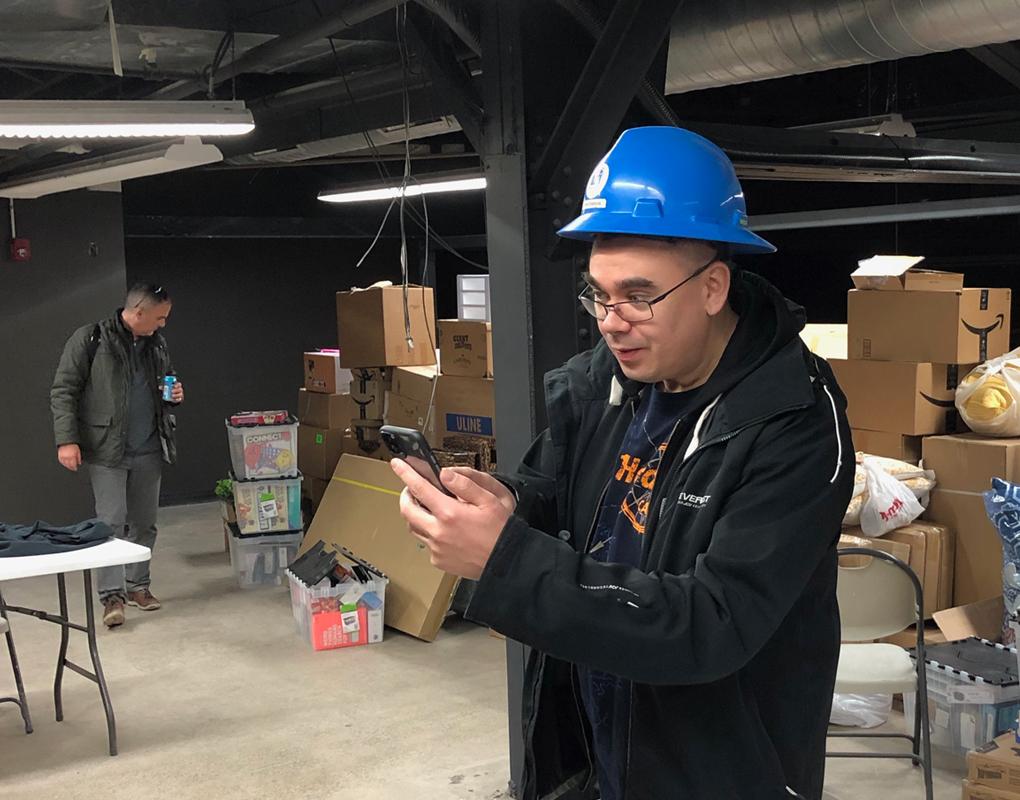 Brewdog Cincinnati Pokemon worker helmet kypärä