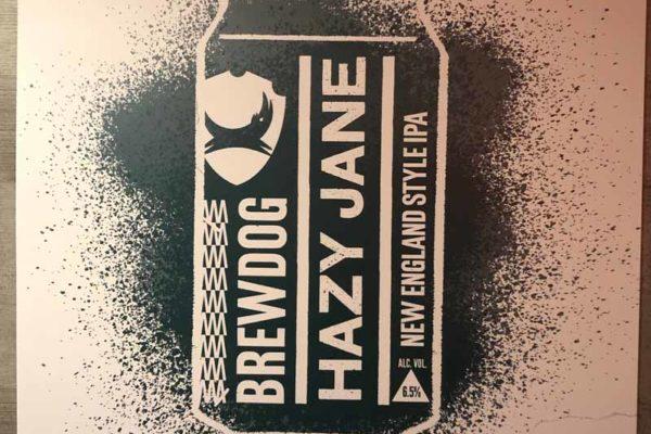 BrewDog Hazy Jane room Brewmaster DogHouse Columbus