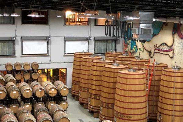 BrewDog Overworks Brewmaster suite Columbus Ohio USA