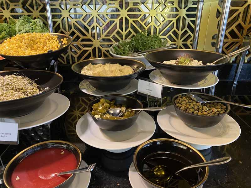aamupala Gevora breakfast