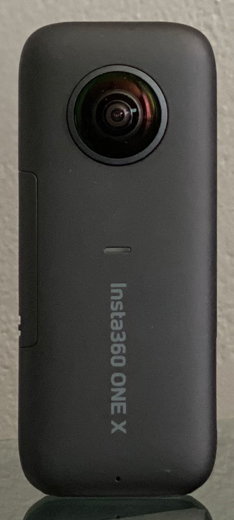360-kamera Insta360 ONE X camera