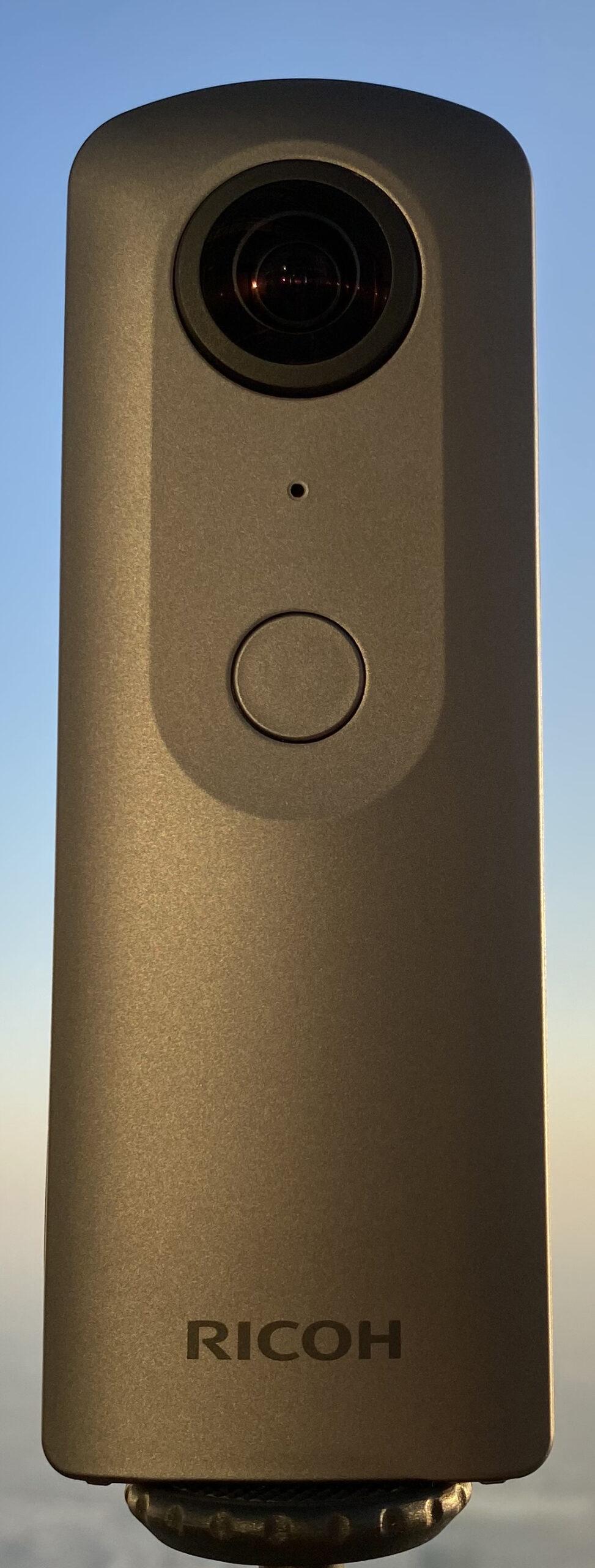 360-kamera Ricoh Theta V camera
