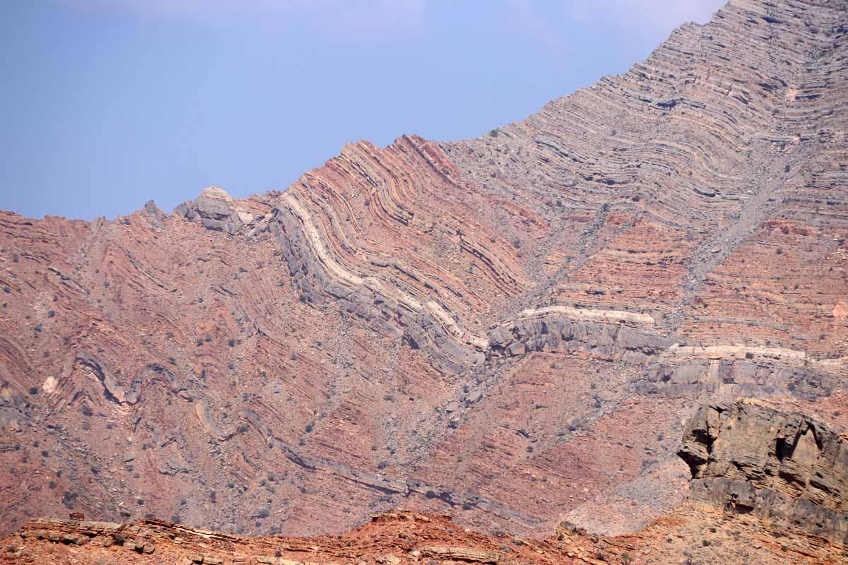 Oman kalliot