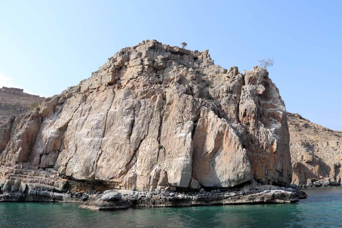 Khasab Bay Oman
