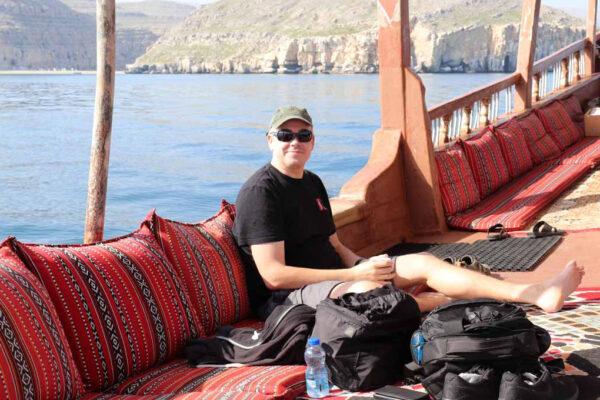 IlkkaPlaysPokemon Oman dhow