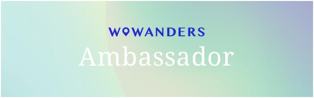 Wowanders Ambassador