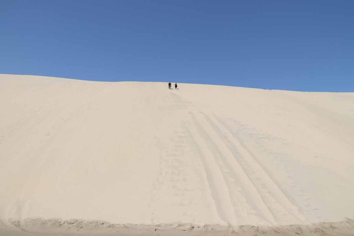 Qatar aavikko desert