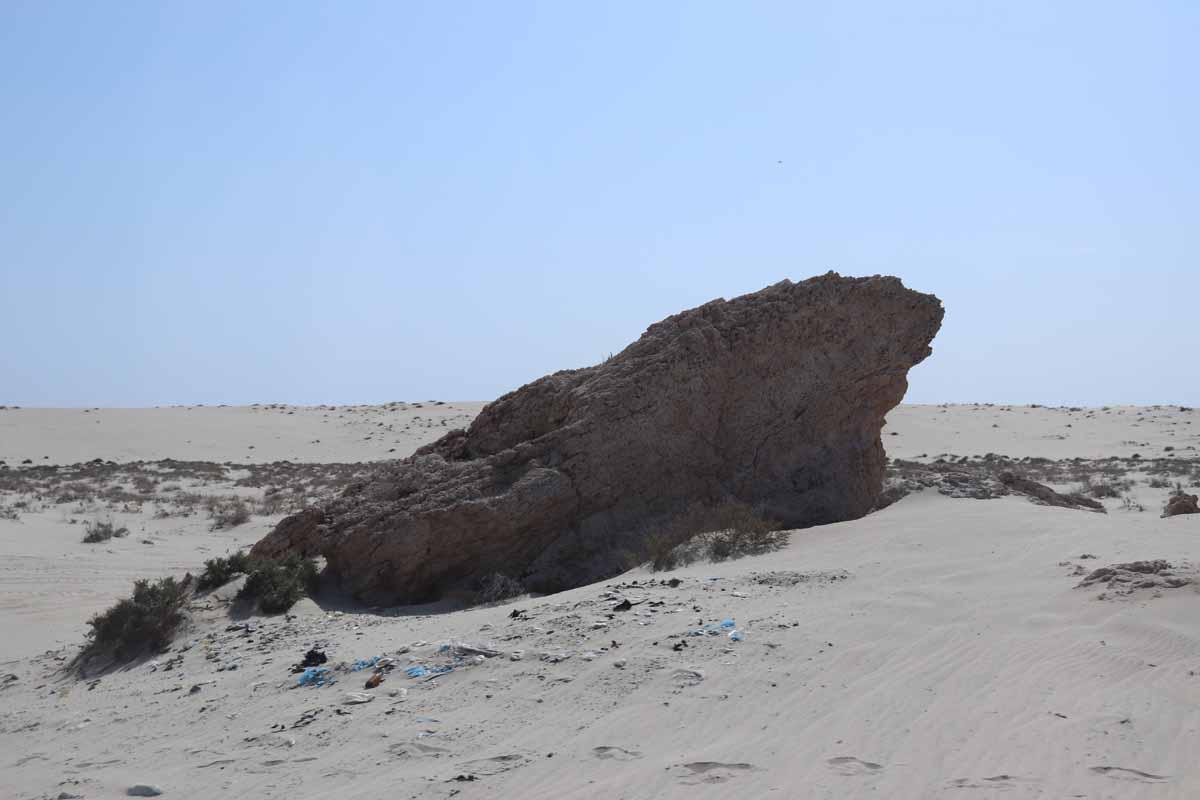 aavikko kivi Qatar desert rock