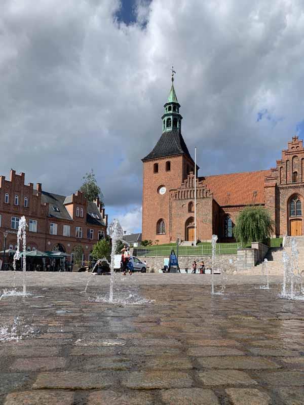 Svendborg Fyn Denmark Tanska