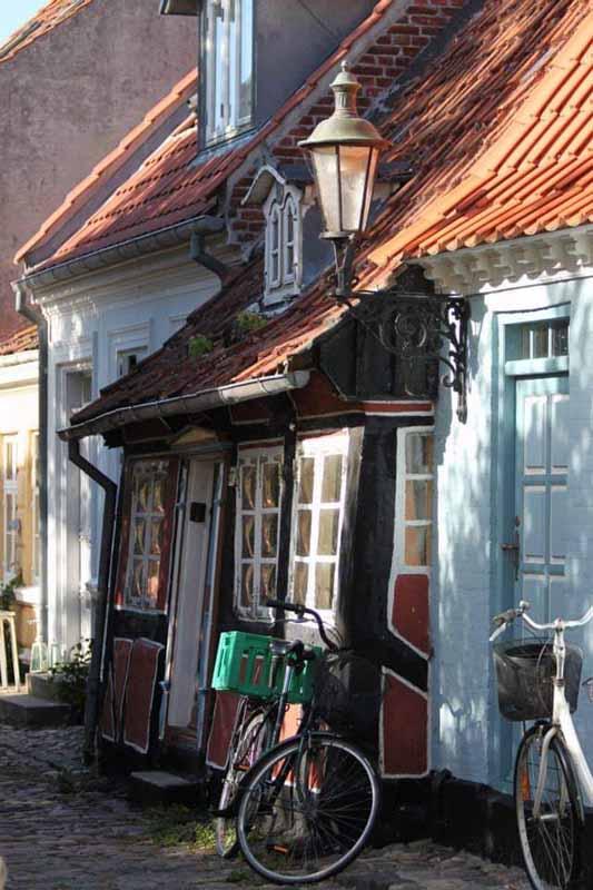 Ærø Ærøskøbing Tanska Denmark