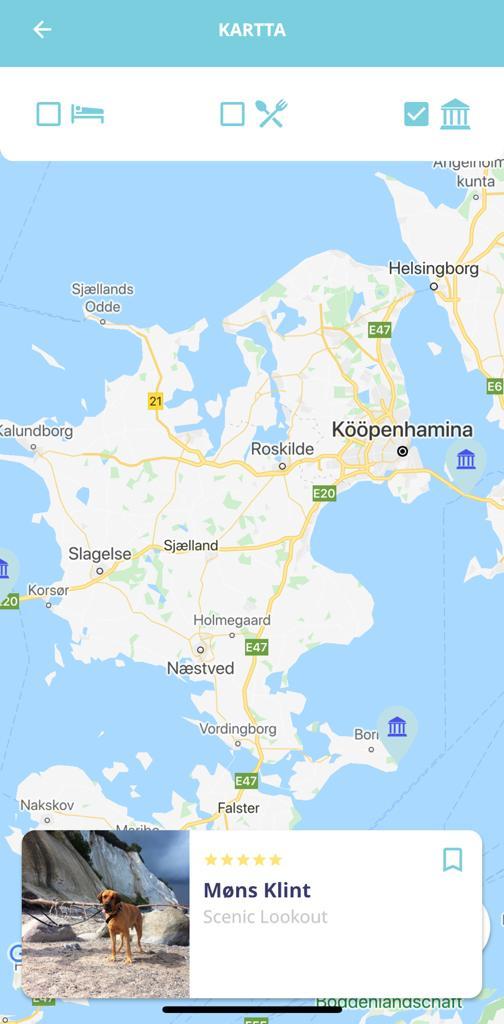Tanska Møns Klint Denmark Wowanders
