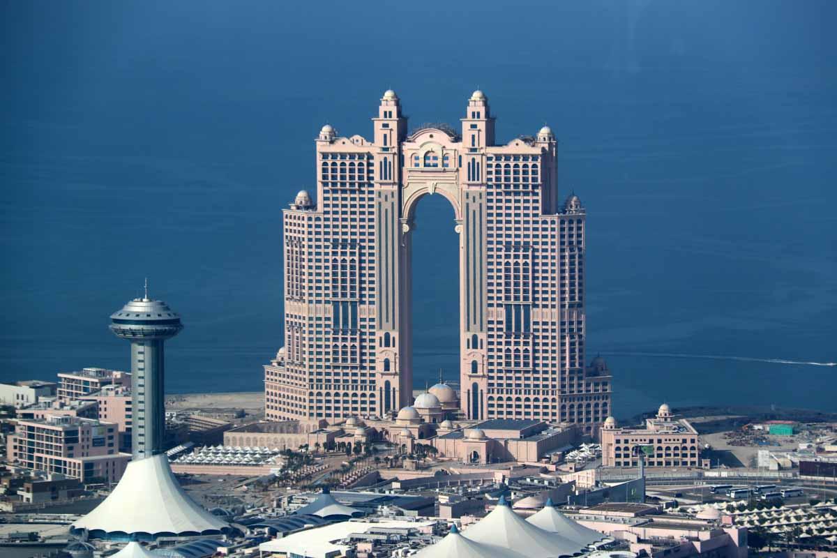 Al Marina hotel Abu Dhabi