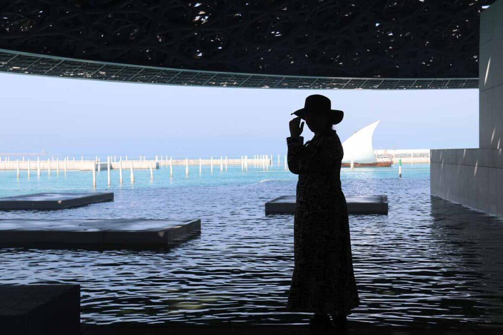 Katri Louvre Abu Dhabi