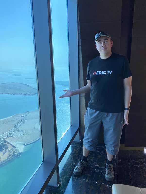 Ilkka Etihad Towers Abu Dhabi