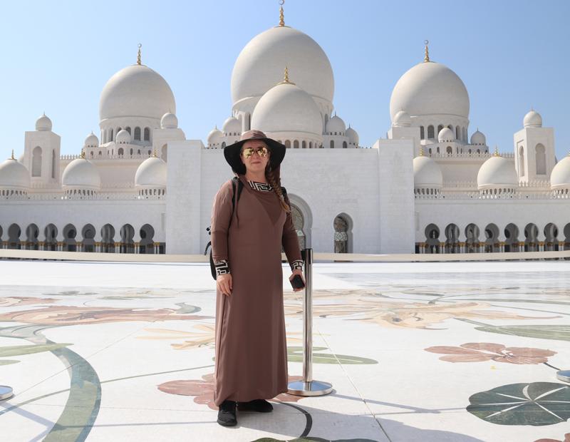 Katri seikki sheikki sheik Zayed moskeija mosque