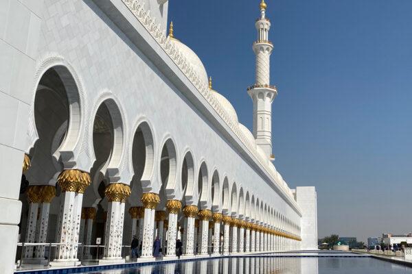 seikki sheikki sheik Zayed moskeija grand mosque