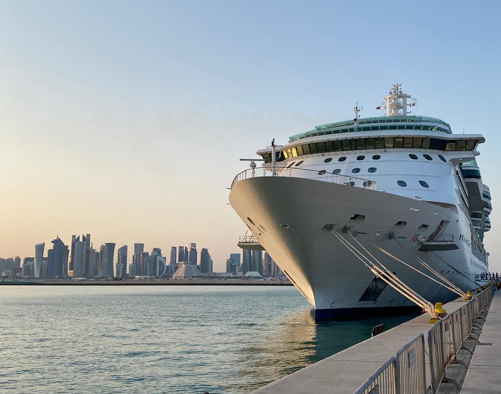 Royal Caribbean Jewel of the Seas Doha Qatar
