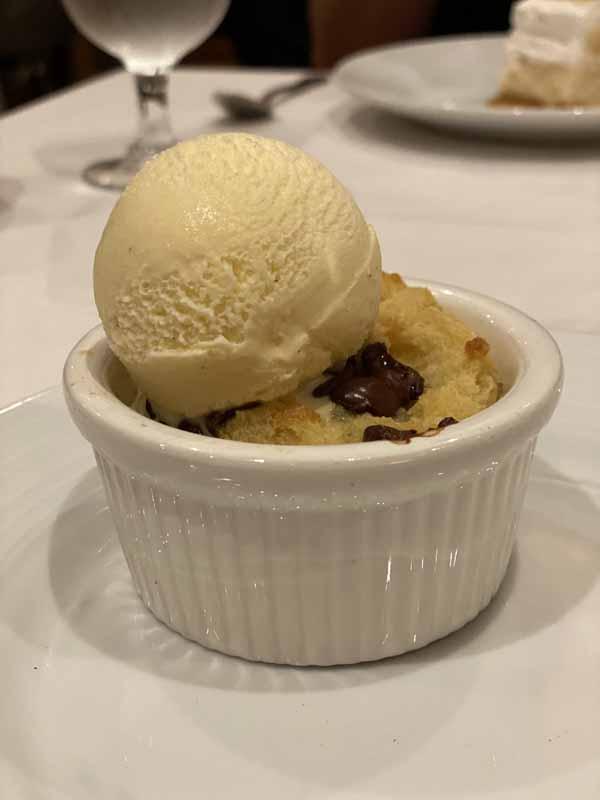Jewel of the Seas jälkiruoka dessert