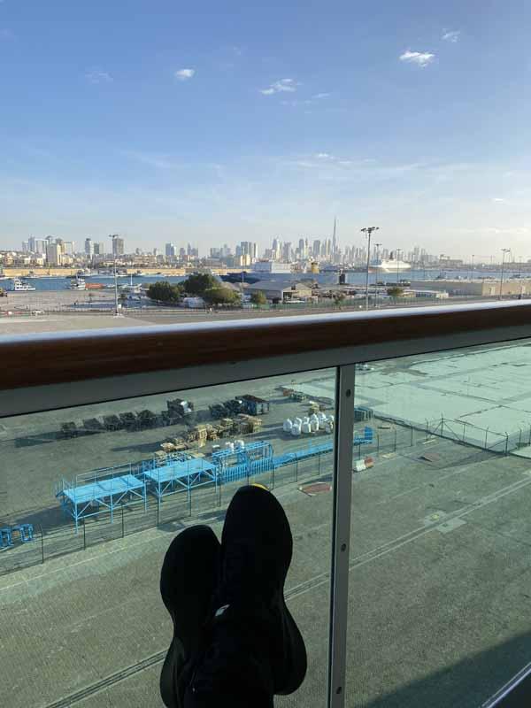 Jewel of the Seas Dubai