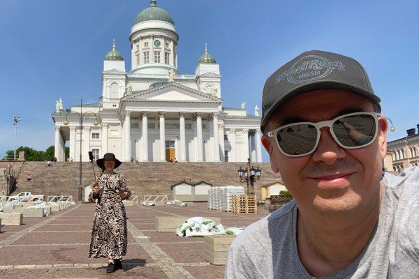 Ne Tammelat Senaatintori Helsinki Tuomiokirkko