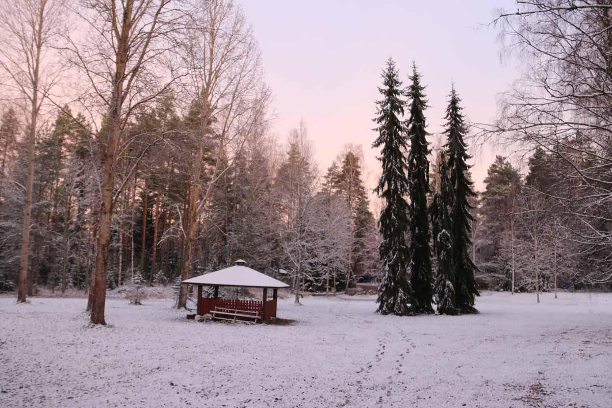 grillikatos Eräkeskus Metsäkouluntie