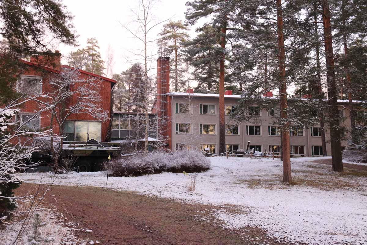 metsäkoulu Eräkeskus Metsäkouluntie