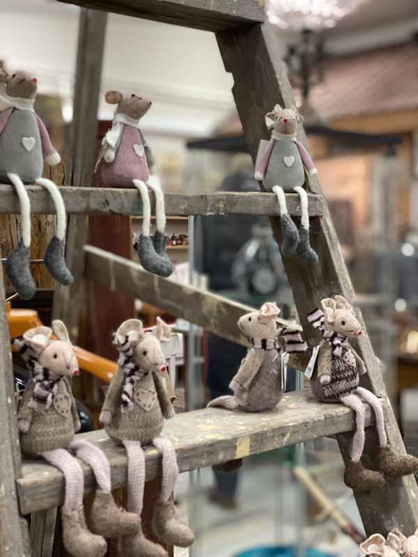 hiiri hiiret Patinaputiikki Porras Tammela
