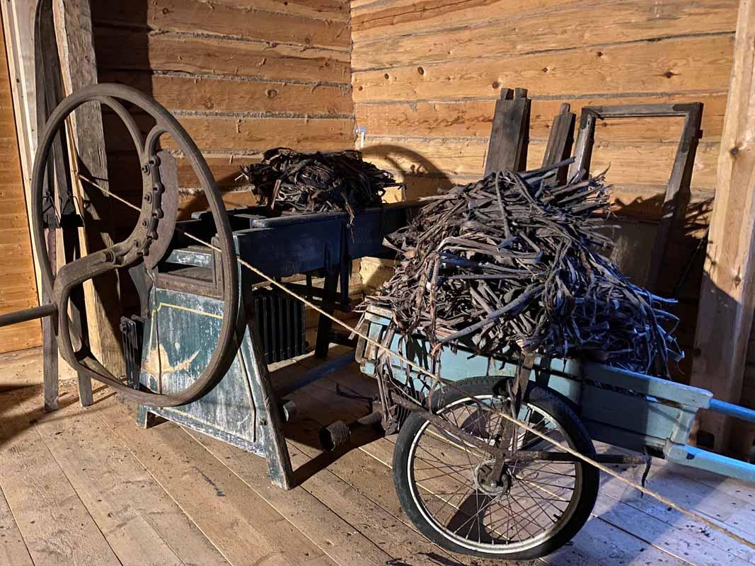 kuori paju pajunkuori museo Portaan Nahkurinverstas