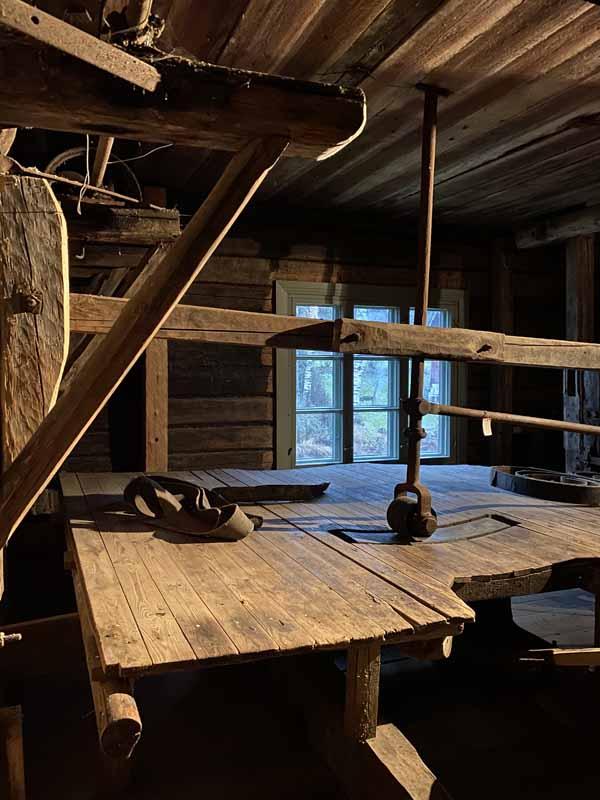 mankeli nahkamankeli pohjanahkamankeli pohjanahka museo Portaan Nahkurinverstas